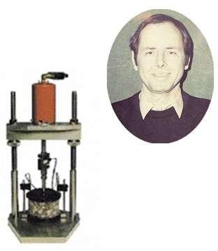 Invention of Nottingham Asphalt Tester
