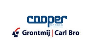 Cooper enters into partnership with Grontmij CarlBro