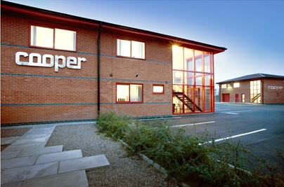 Cooper moved to new premises
