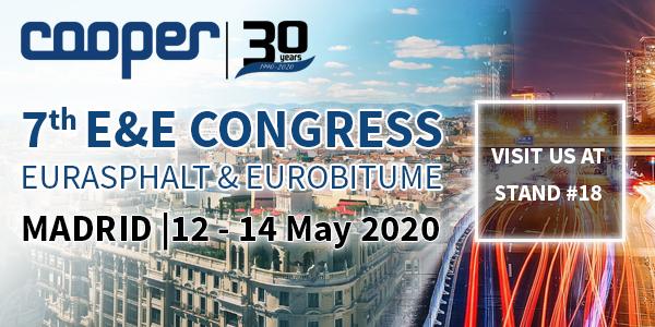 E&E CONGRESS | EUROBITUME 2020