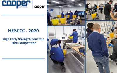 HESCCC 2020 – High Early Strength Concrete Cube Competition